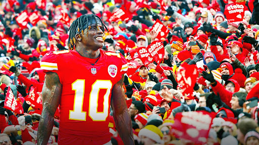 Tyreek Hill: fantasy football outlook for 2021 NFL season with Chiefs