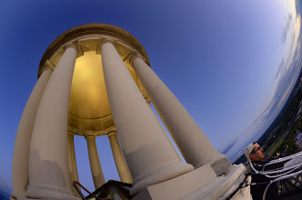 Photo: Pinacle of the Arkansas State Capitol