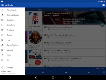 DoggCatcher Podcast Player Screenshot 15