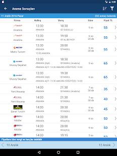 Aerobilet - Uçak bileti, Otel, Otobüs, Transfer Screenshot