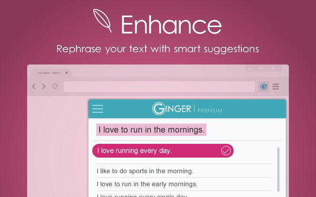ginger grammar software free download