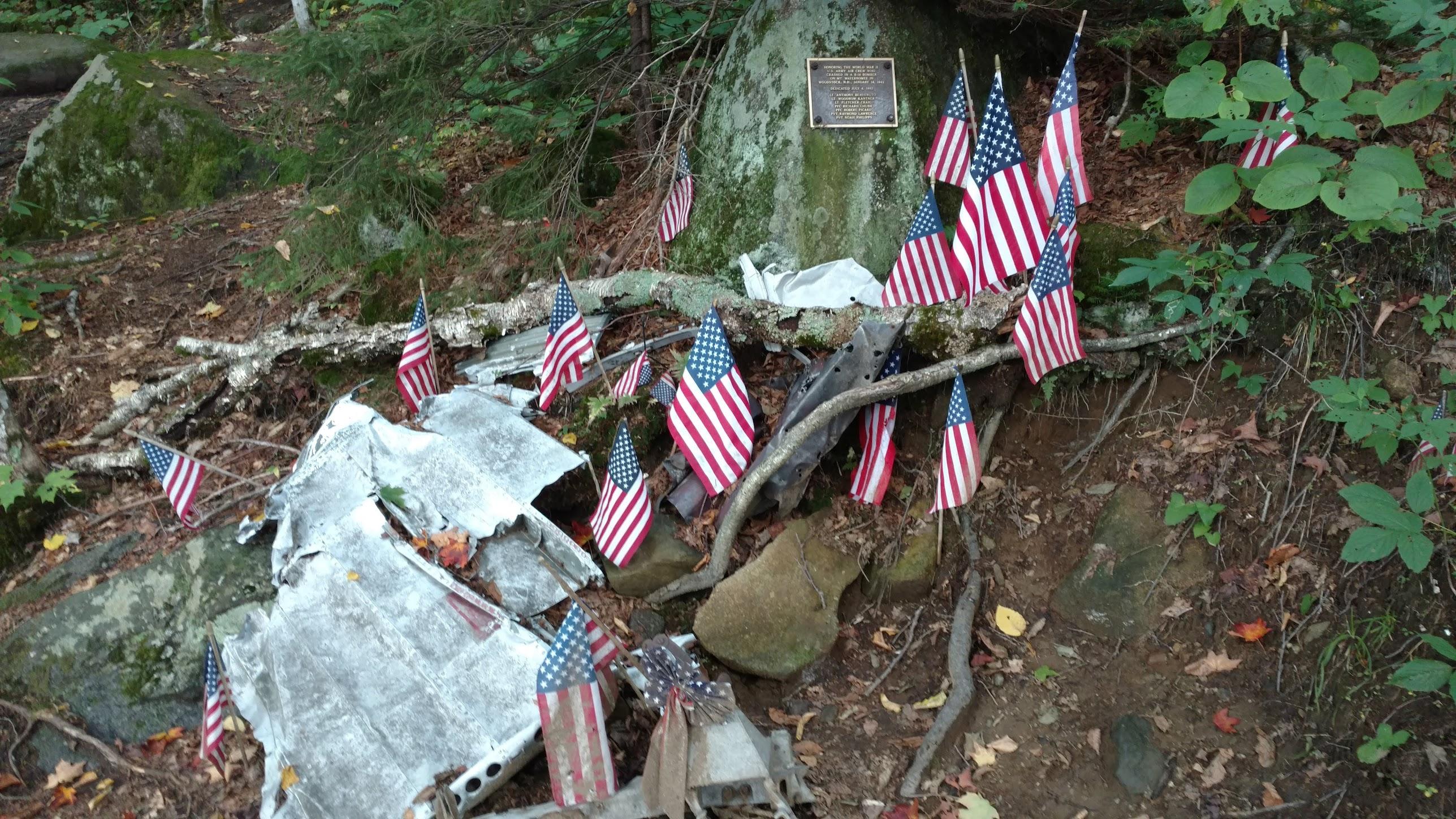 Off on Adventure: Hike to Douglas B-18 Bomber Crash - Mount