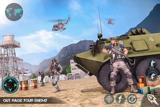 IGI Commando Adventure Missions - IGI Mission Game Apk 1
