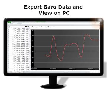 DS Barometer – Altimeter and Weather Information 6