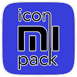 MIUI FLUO - ICON PACK 1.5 (Patched)