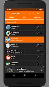 Radio Online – FM Cube v3.9.0 [Premium] APK 1