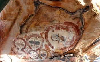 Photo: Aboriginal Art, Kimberley, Western Australia