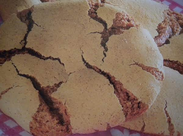 Big Spice Cookies Recipe