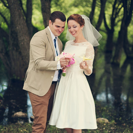 Wedding photographer Alena Chesnokova (AlenaChe). Photo of 28.07.2014