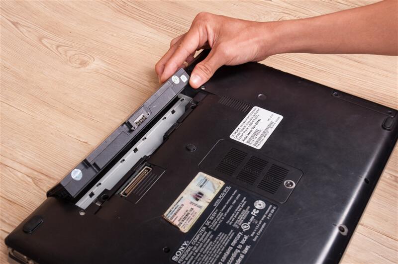 Thay pin laptop Acer