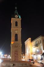 Photo: Abdul Hamid II Clock Towe, Jaffa