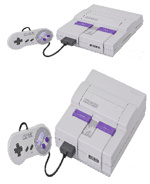 just a snes u play games on Imagen how minecraft would look like on it :O