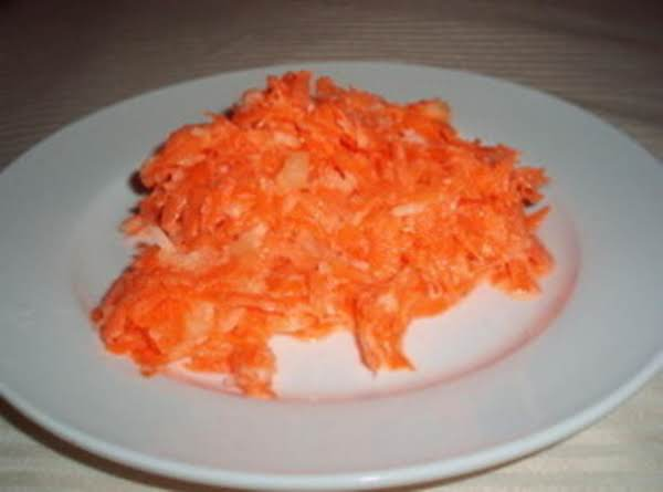 Simple Carrot Salad Recipe