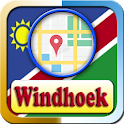 Windhoek City Maps and Direction icon