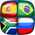 World Flags Quiz Game icon