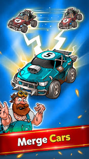 Game Merge Battle Car Tycoon APK for Windows Phone