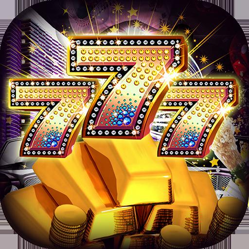 億萬富翁老虎機拉斯維加斯賭場 博奕 App LOGO-硬是要APP