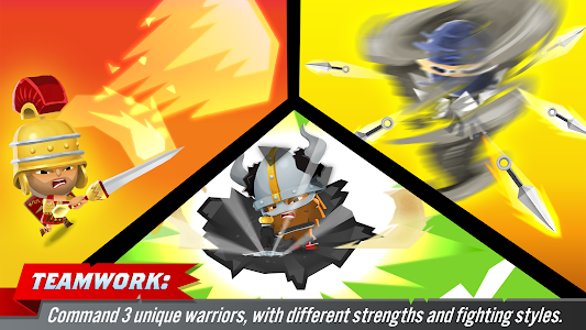World of Warriors: Quest v1.5.0 Mod Gold