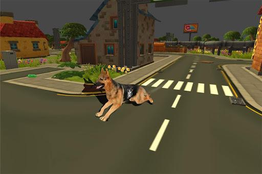 クレイジー 警察 犬 シミュレータ