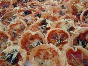Photo: mini quiches pâte pur beurre