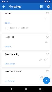 Learn Arabic Pro 3.3.0 Mod APK Updated 2