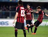 L'AC Milan l'emporte à Bologne