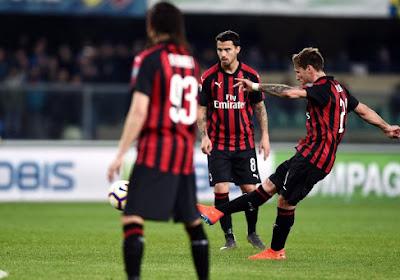 L'AC Milan prépare la reprise et a rappelé ses joueurs étrangers
