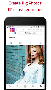 PhotoSplit Pro Apk Grid Photo Maker for Instagram Mod Apk 1