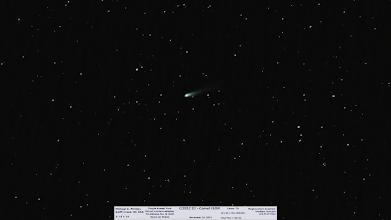 Photo: Early ISON from morning apparition 20131119