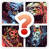 Guess the heroes of Dota