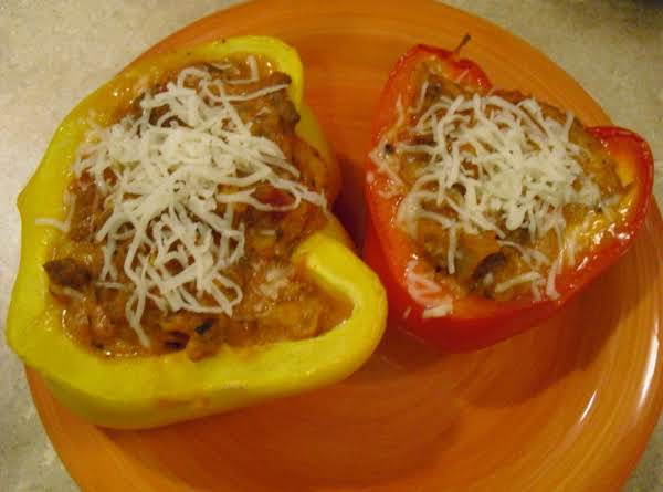 Italian-style Stuffed Peppers Recipe
