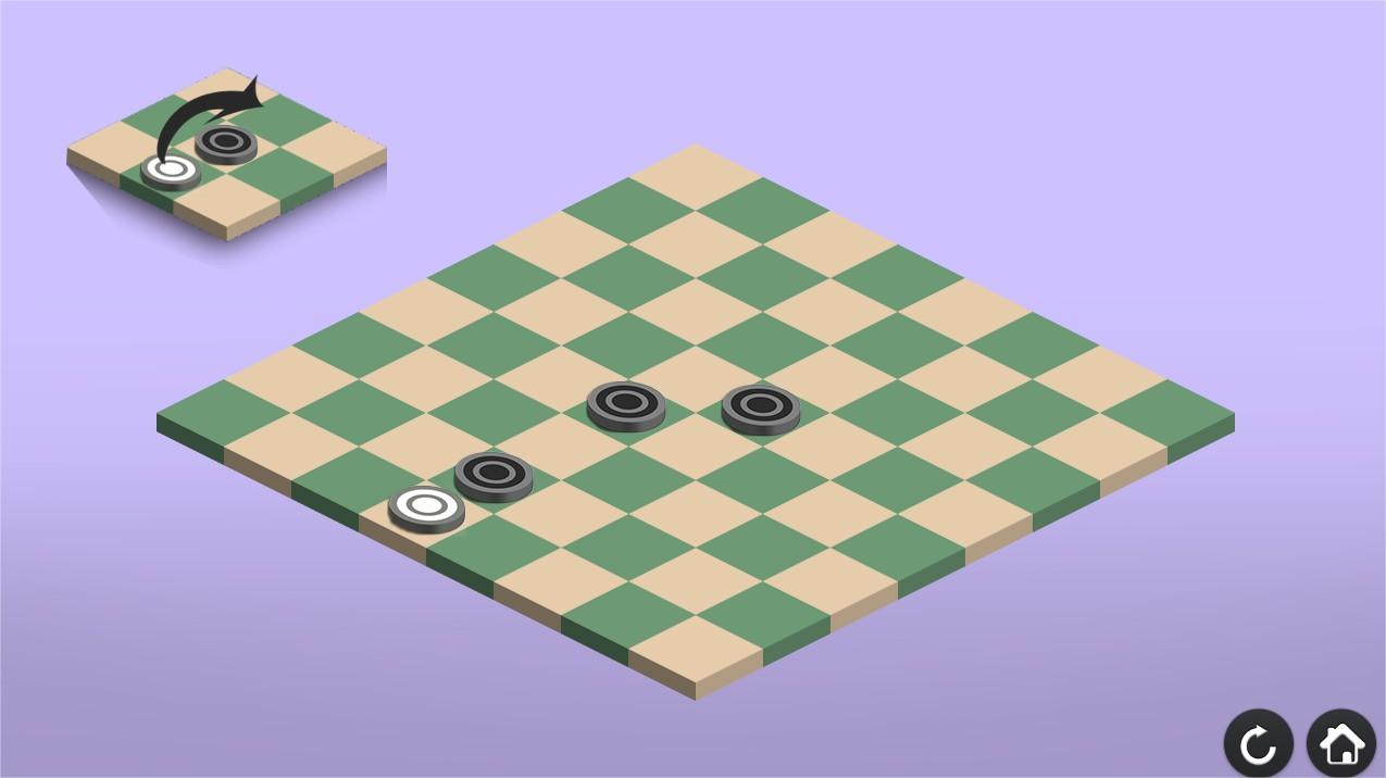 Isometric Checkers- screenshot