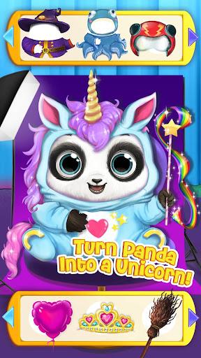 Panda Lu Fun Park - Carnival Rides & Pet Friends 1.0.45 screenshots 6