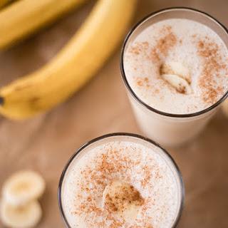 Banana Protein Shake.