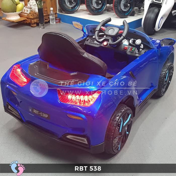 Xe ô tô điện cho bé RBT-538 8