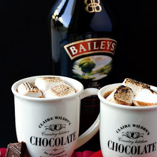 Bailey's Hot Chocolate
