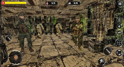 FPS Shooting Gun War - Counter Critical Strike CS screenshots 4