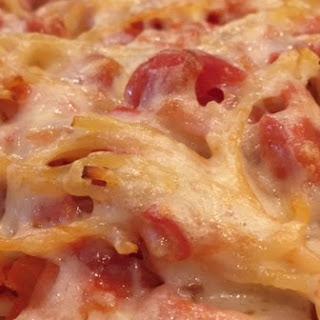 Bacon Spaghetti Bake