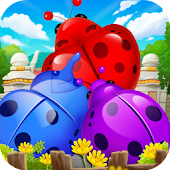Bug Mania : Match 3 Game