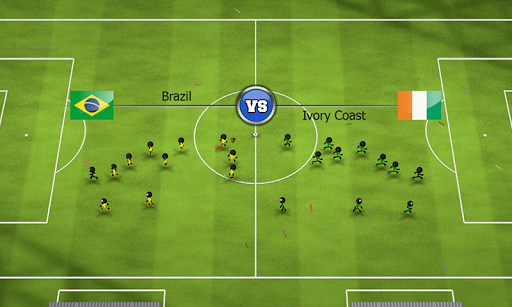 Stickman Soccer 2014 screenshot 3