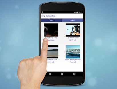 HD Video Converter Android - náhled