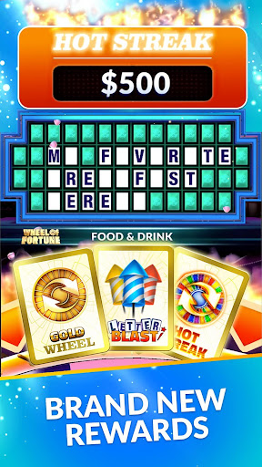 Wheel of Fortune: Free Play 3.50 screenshots 4