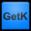 Get K puzzle icon