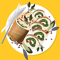 Holiday Dishes - free Holiday cookbook recipes icon
