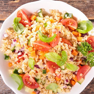 Quinoa And Sun-Dried Tomato Salad