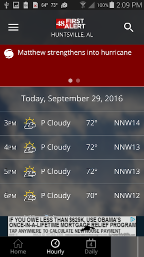 WAFF 48 Storm Team Weather 5.0.1000 screenshots 3