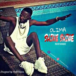 Cover Art for song Shine Shine (prod. by hushbeatz)