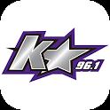 96.1 KSTR icon