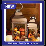 Halloween Best Paper Lanterns icon