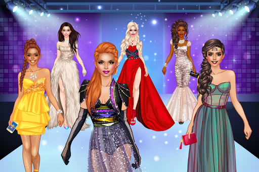 Fashion Model 2020 - Rising Star Girl 1.1 screenshots 1